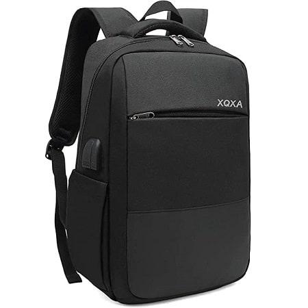 Mochila para Laptop até 15,6″ + porta USB + Jack 3.5mm  desde Espanha por 12,9€