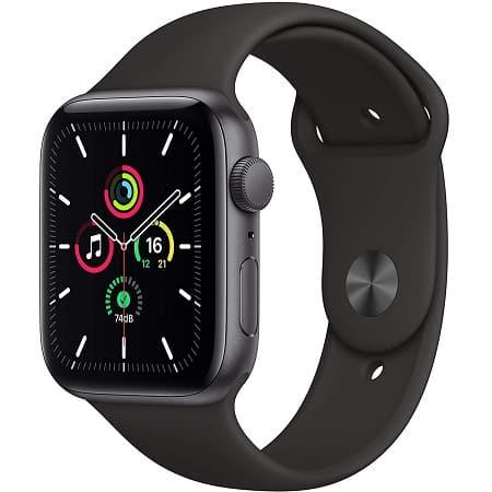 Apple Watch SE de 44mm com GPS desde Amazon por 269€