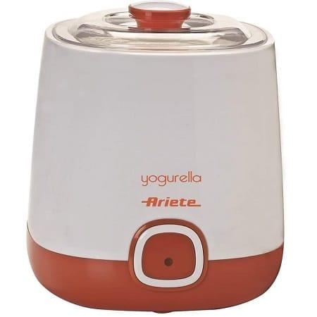 Ariete 621 Iogurteira com capacidade de 1 litro,  20 W desde Espanha por 13,3€