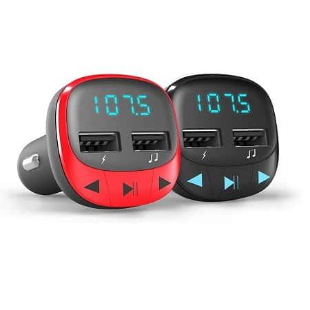 Carregador Auto duplo USB + Transmissor FM por apenas 5,9€ desde Espanha