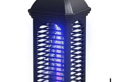 Lâmpada anti-mosquito elétrica