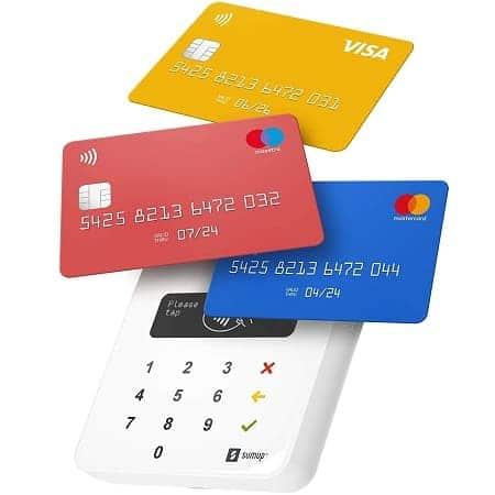 PREÇO Exclusivo PRIME! Leitor de Cartões Debito, Crédito, Apple Pay, Google Pay, Contacteless ou por Chip a 10,97€