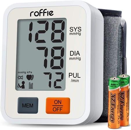 Medidor de pressão arterial desde a Amazon por 9,99€