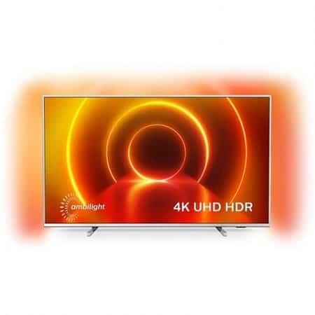 Philips 50PUS7805 50″ LED UltraHD 4K desde Espanha por 405,5€
